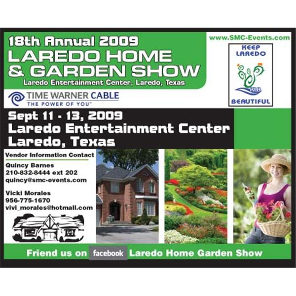 Laredo Home And Garden Show Flor Gonzales President Of The Laredo Association Of Realtors 08