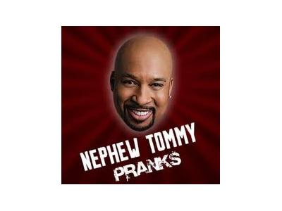 Nephew Tommy's Prank Calls (pt one) 08/04 by Reginald D Burney