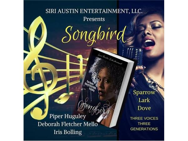 the authors of siri ent s songbird stop by
