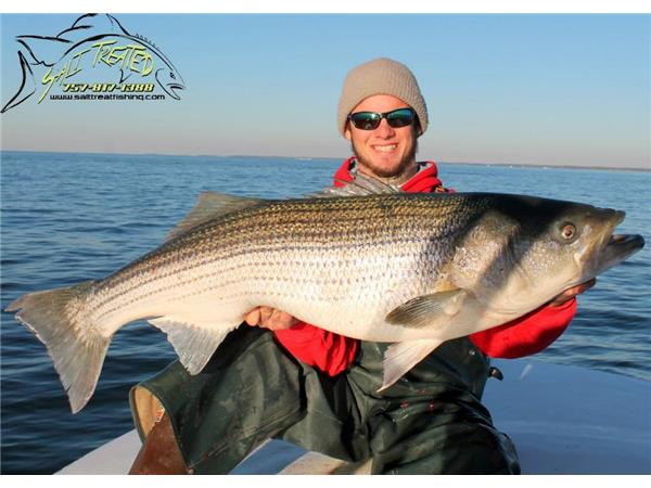Salt treated sport fishing capt zack hoffman pcf for Saltwater fishing expo