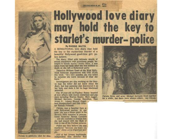 who killed christa helm  uncut interview  fred rosen 12  13