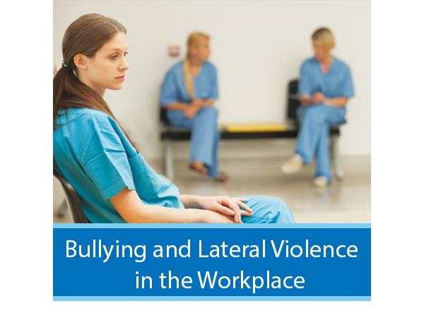 lateral violence in the work place Mitigating violence in the workplace lateral violence is prohibited, regardless of role or position of authority (ie the standard of behavior is the same for doctors, nurses, staff and administration.