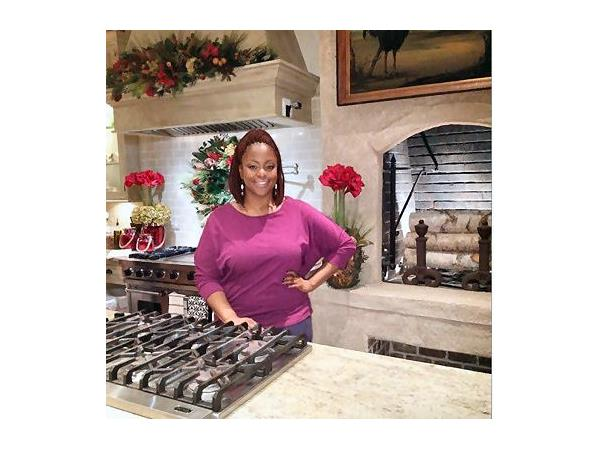 interview with chef kardea brown 01  27 by coffee table