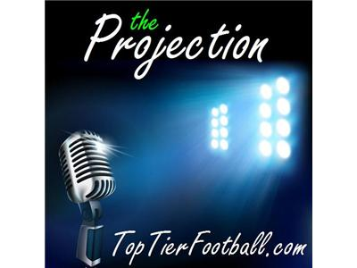 Rookie Dynasty Rankings 04/30 by The Projection Podcast | Football