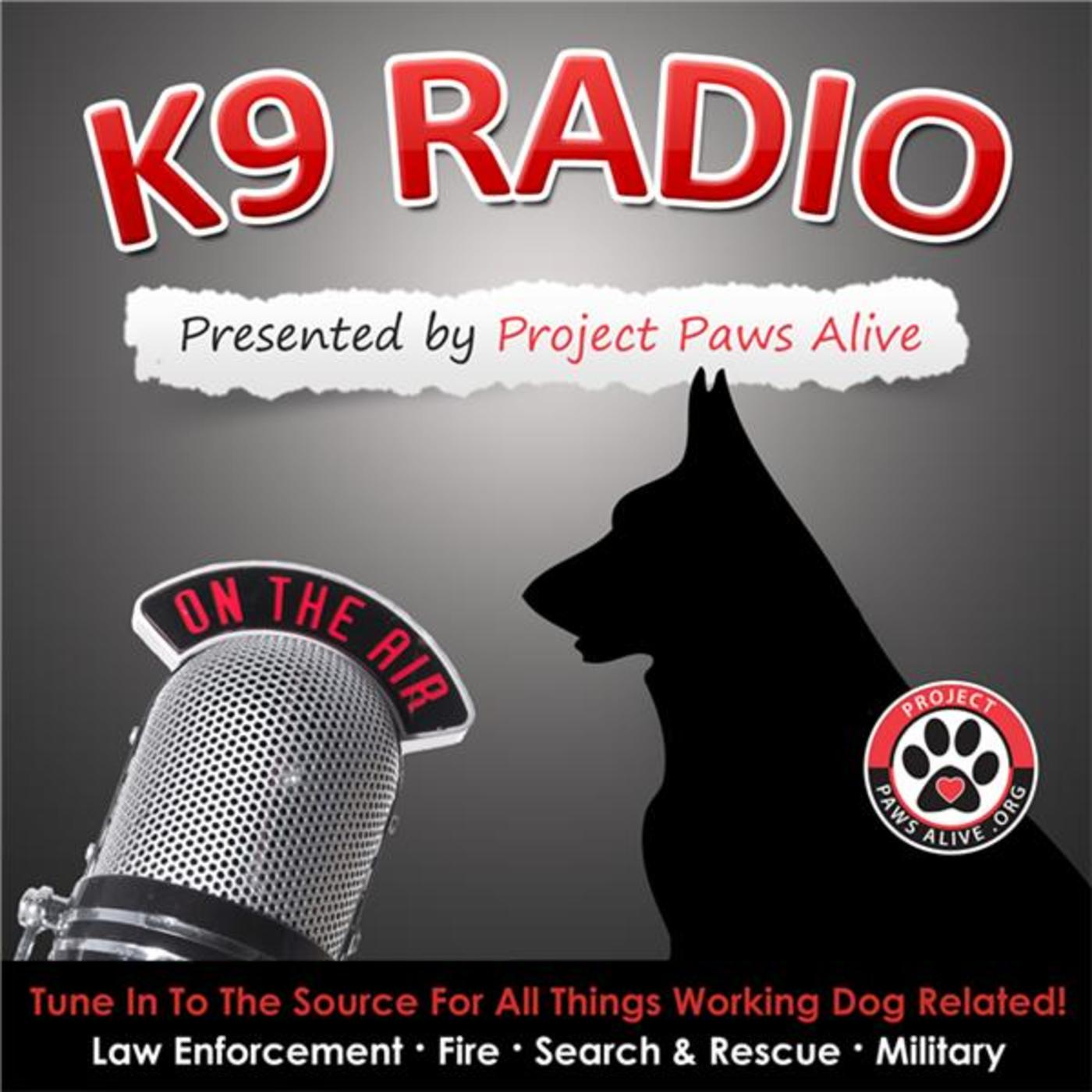 K9 Radio by Project Paws Alive