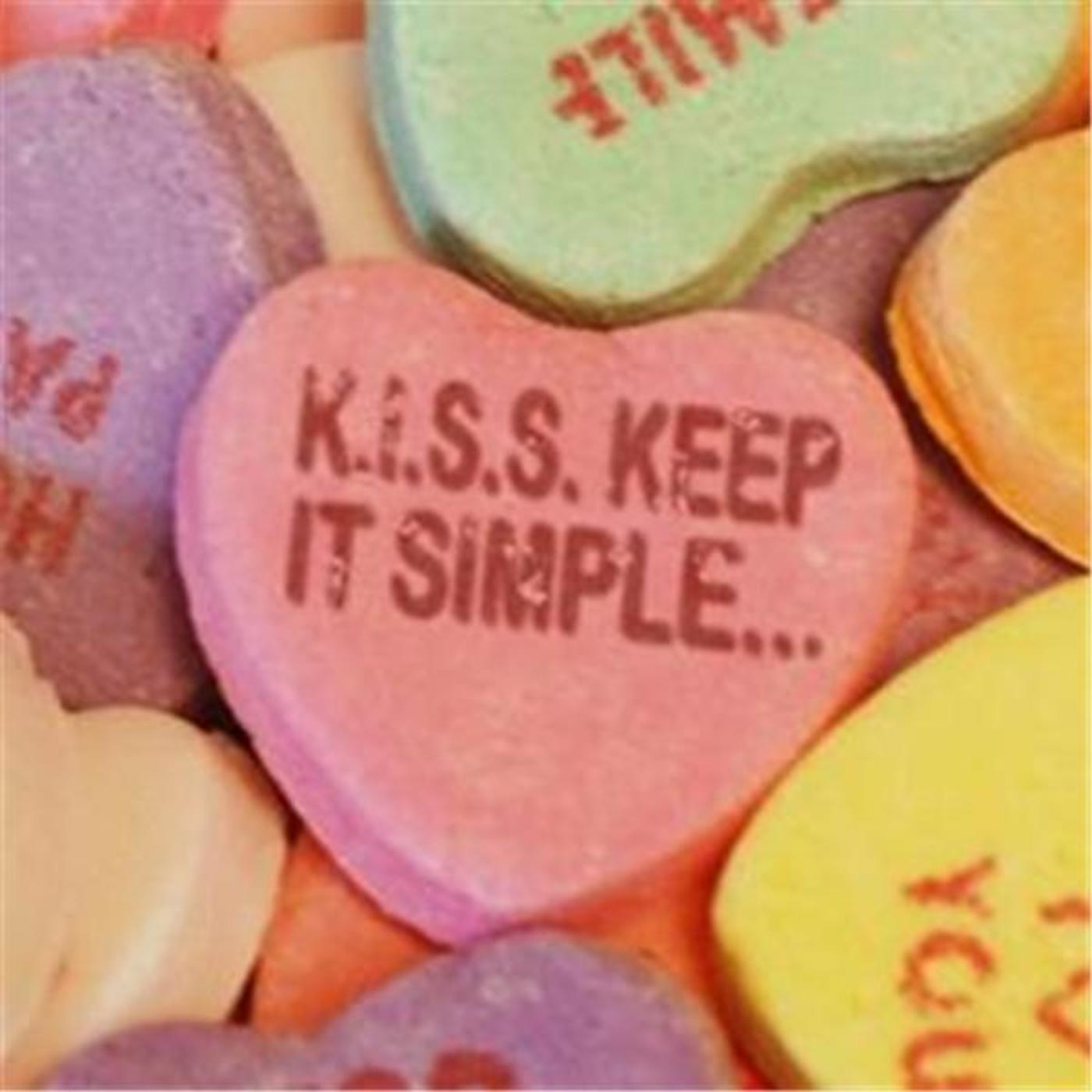 KISS - Keeping It Simple ♥Solutions