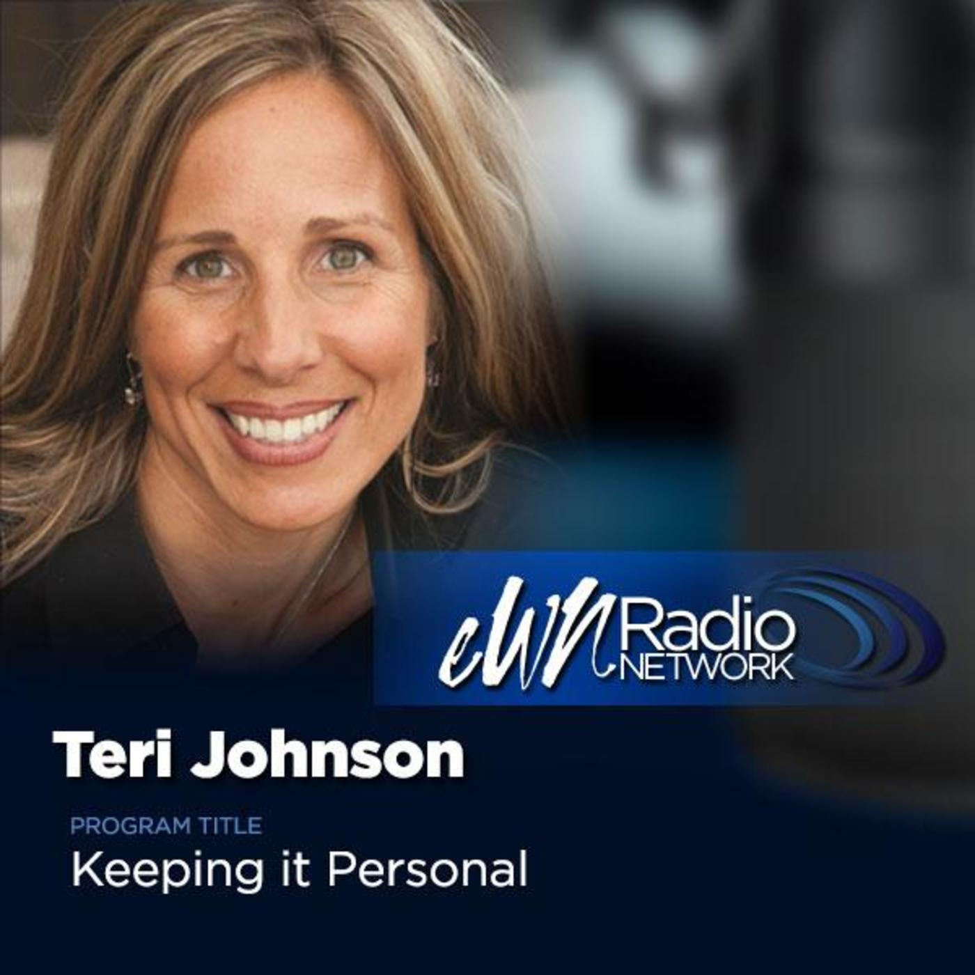 Keeping it Personal with Teri Johnson