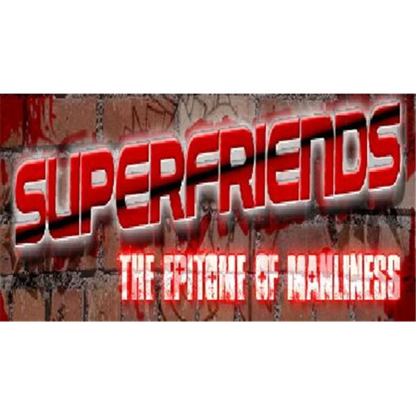 The Superfriends Variety Show Logo