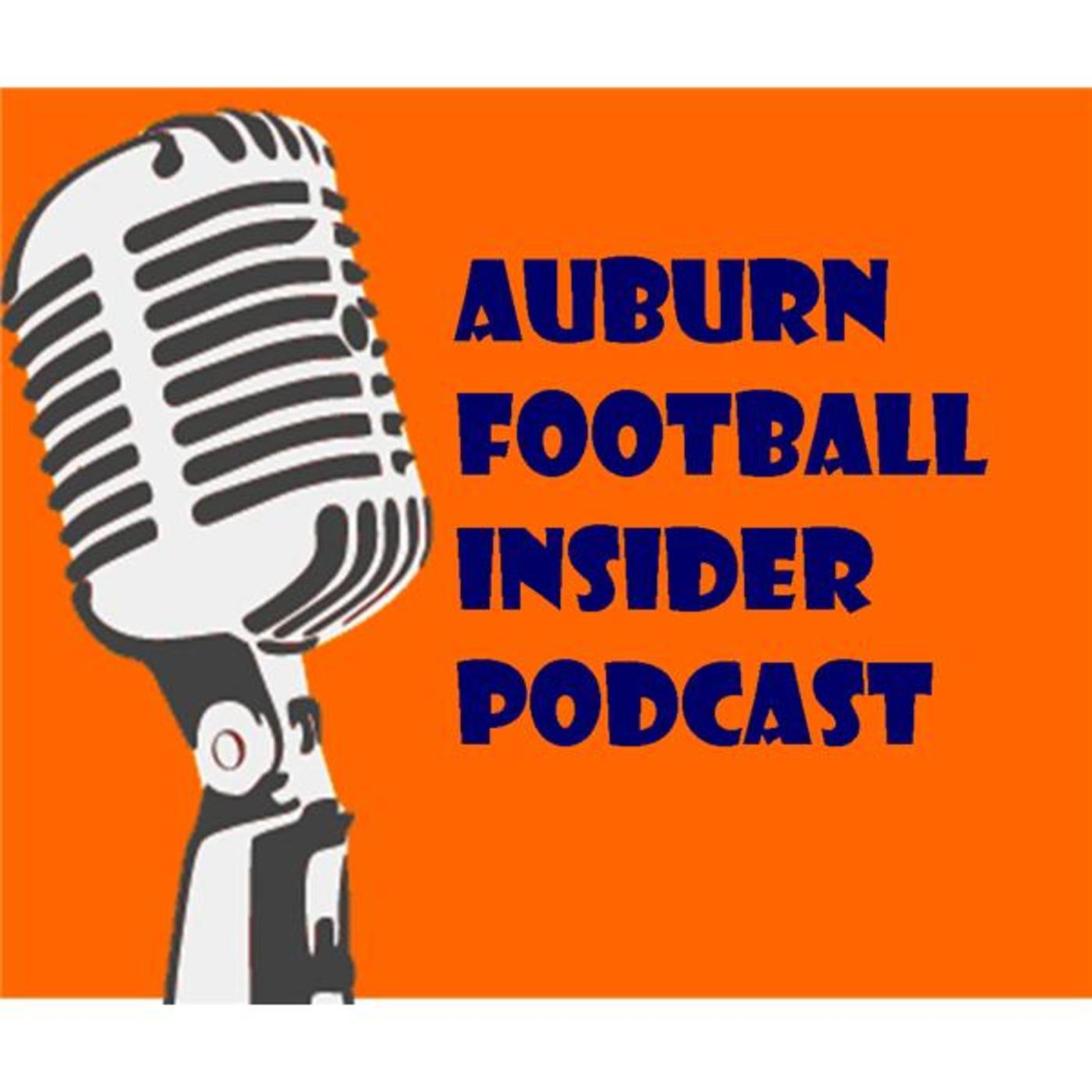 Auburn Football Insider Podcast