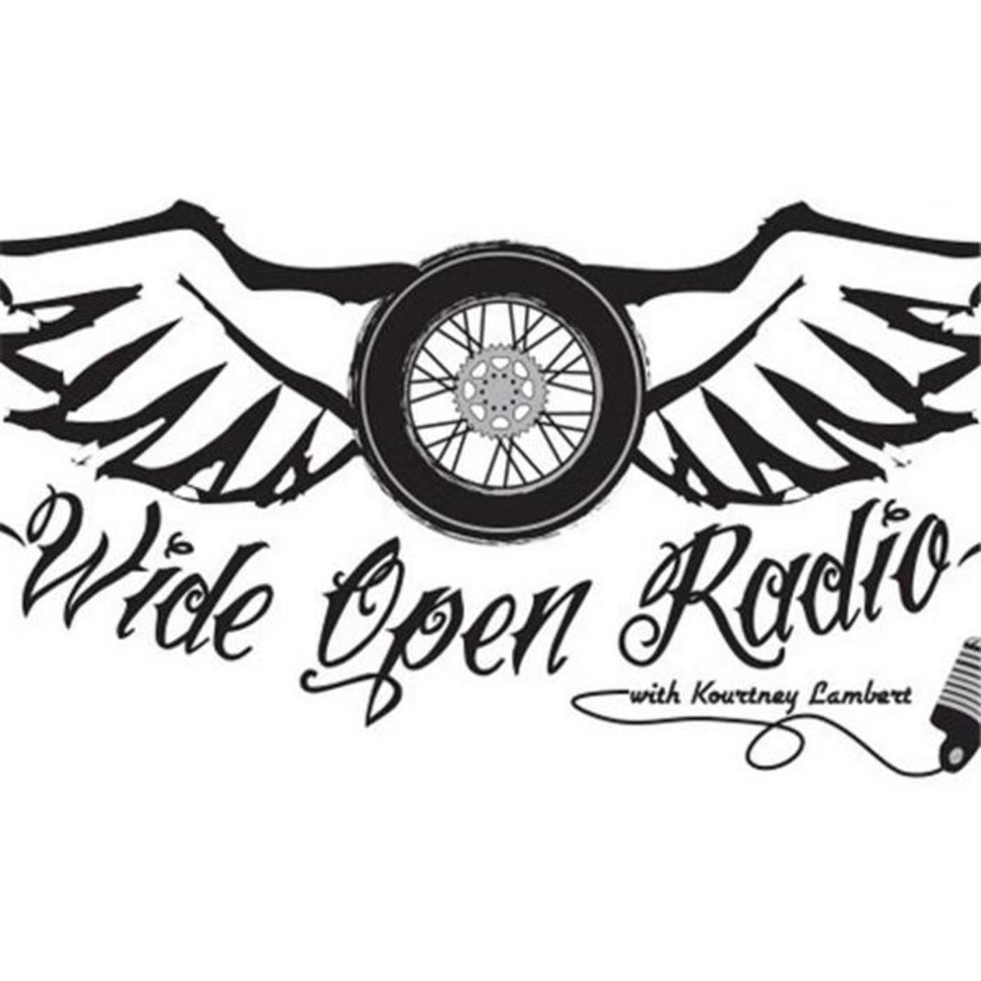 Wide Open Radio Logo