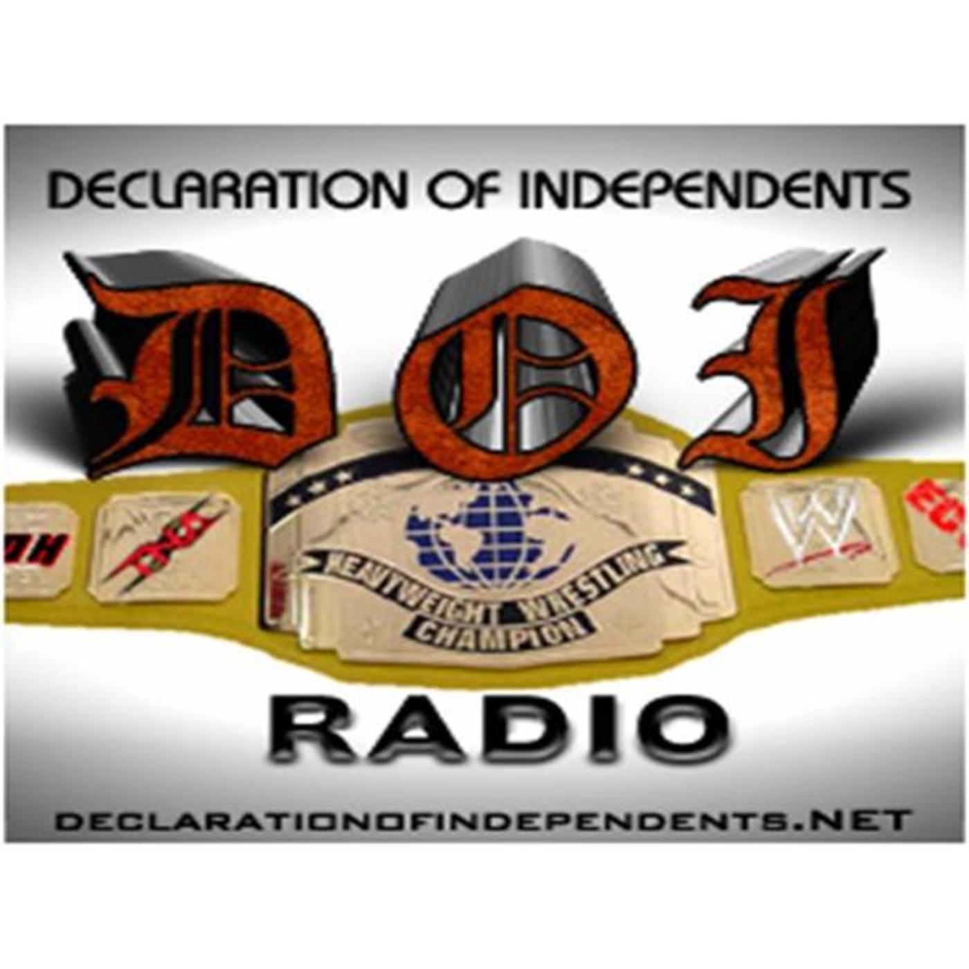 DOI Wrestling Radio