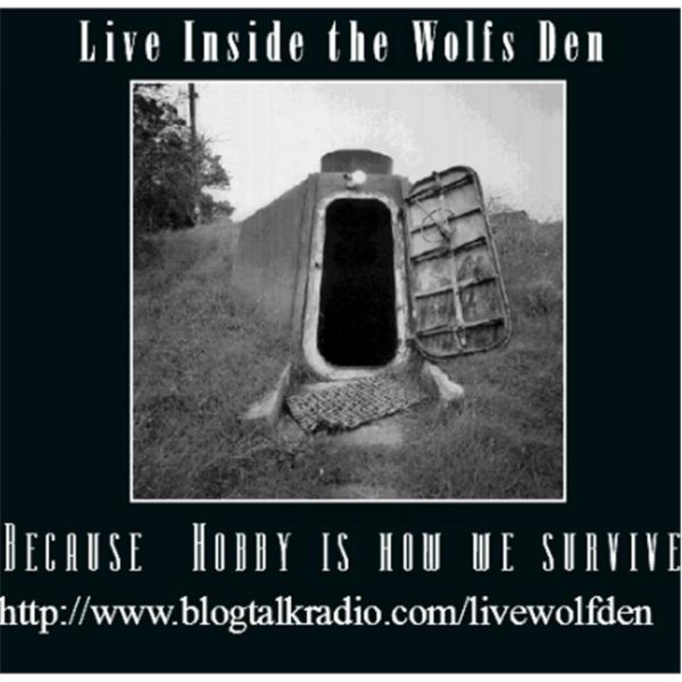 Live Inside the Wolf's Den