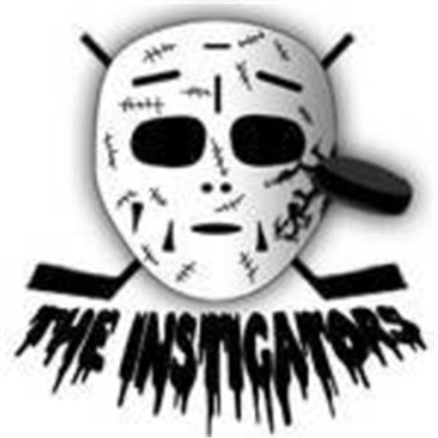 The Instigators Hockey Show with Pauly D and Kotsy