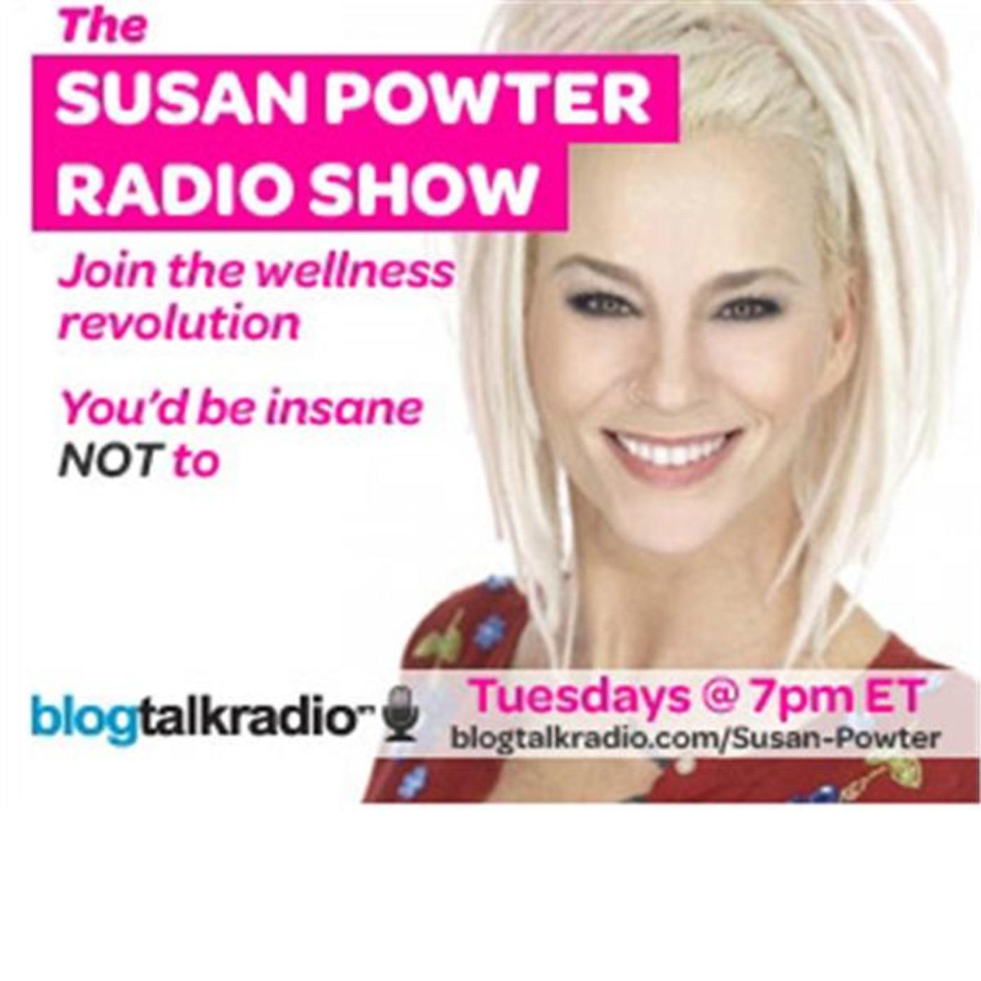 The Susan Powter Radio Show