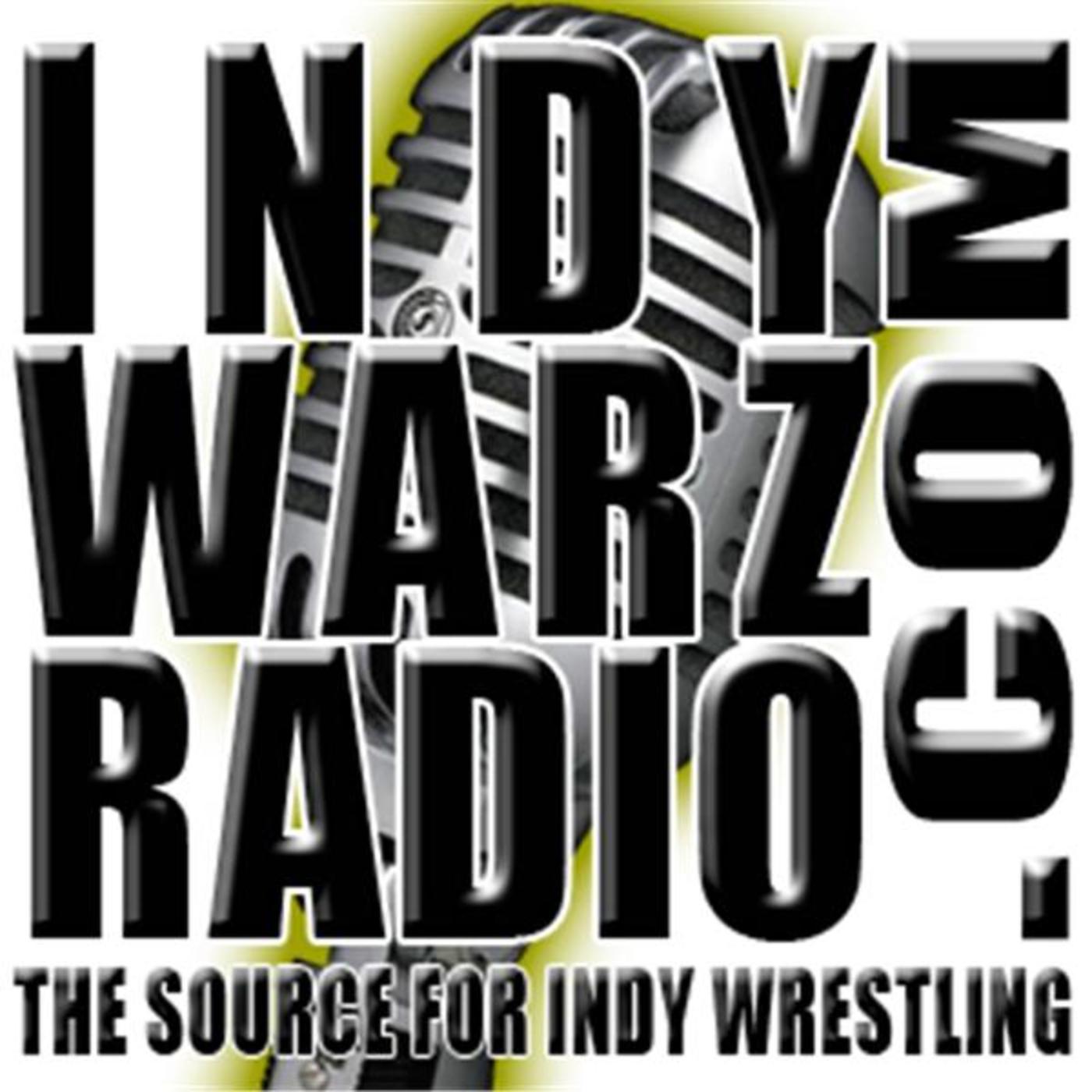 IndyWarz Radio:THE IndyWrestling Source