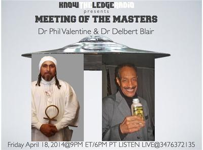 KTL RADIO presents MEETING w/the MASTERS ft Dr Phil