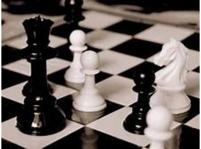 64 SQUARES, CHECKERS OR CHESS? IT'S YOUR TIME TO INVEST