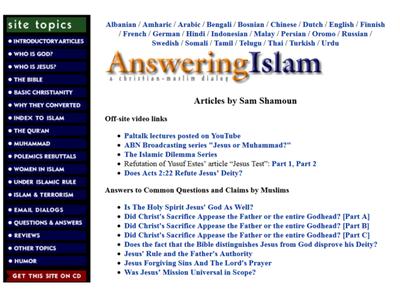 Revealing the Truth About Islam-Usama Dakdok - News