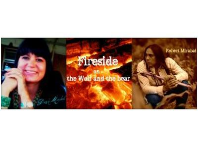 Fireside With Robert And Dawn Mirabal 02 23 By Wolf And