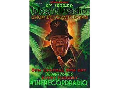 CHOP IT UP WITH POPS 9294772425 08/20 by 4 THE RECORD RADIO