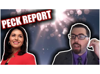 PRAY For Tulsi Gabbard | Peck Report Ep 234 08/07 by Daily Renegade