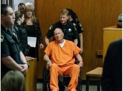 Golden State Killer Ear Ons Captured Det Richard Shelby