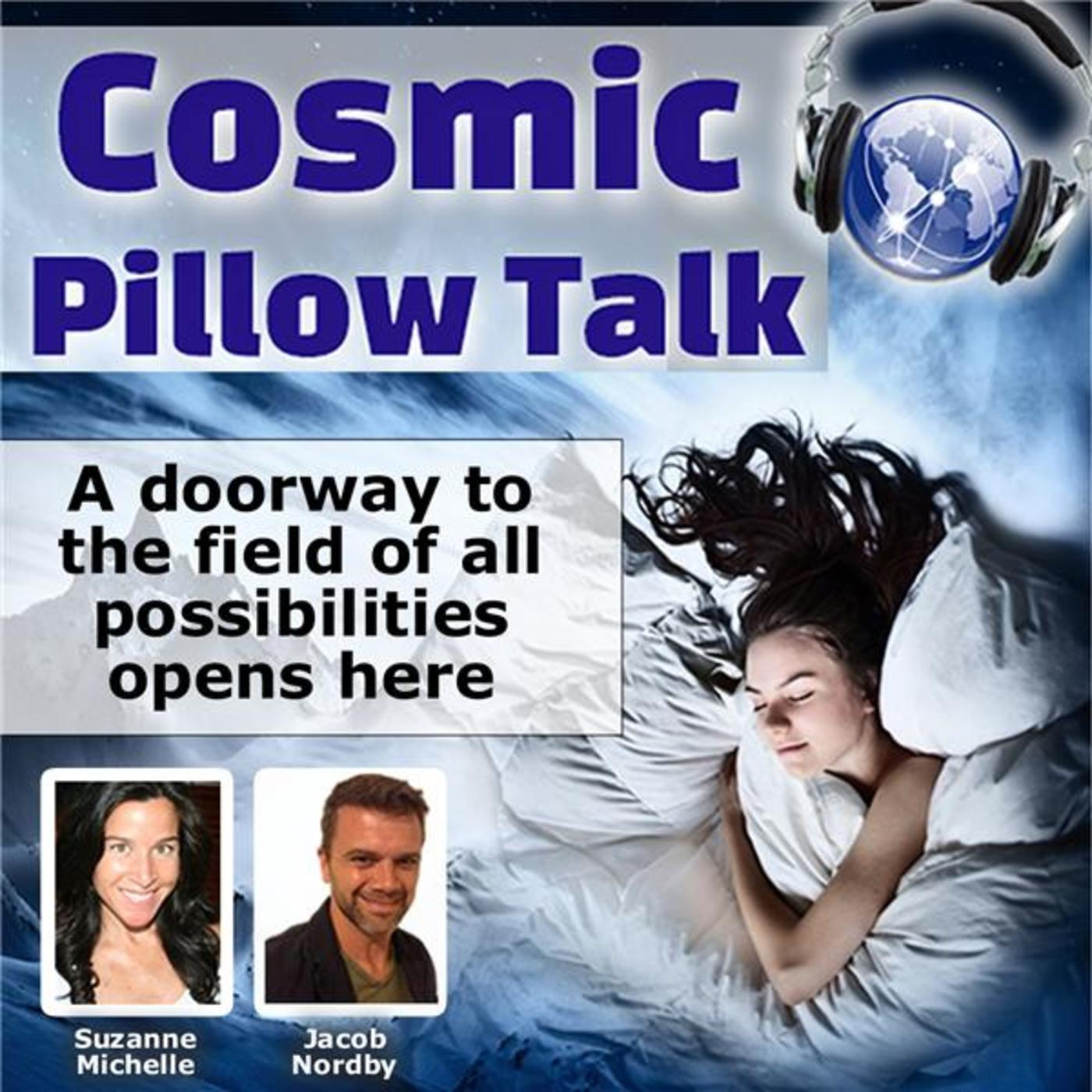 Cosmic Pillow Talk