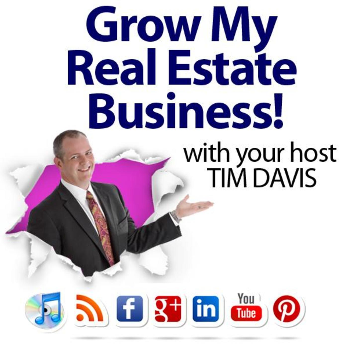 Grow My Real Estate Business