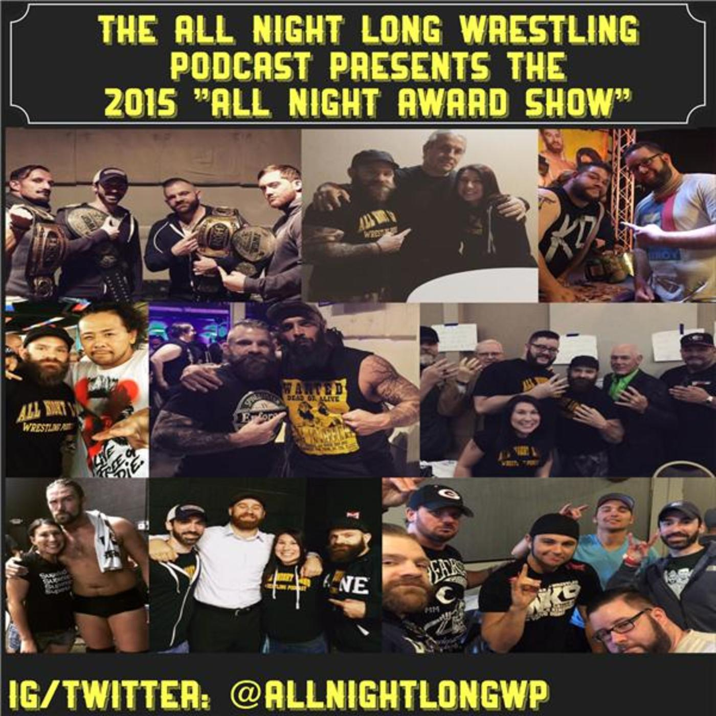 All Night Long Wrestling Podcast