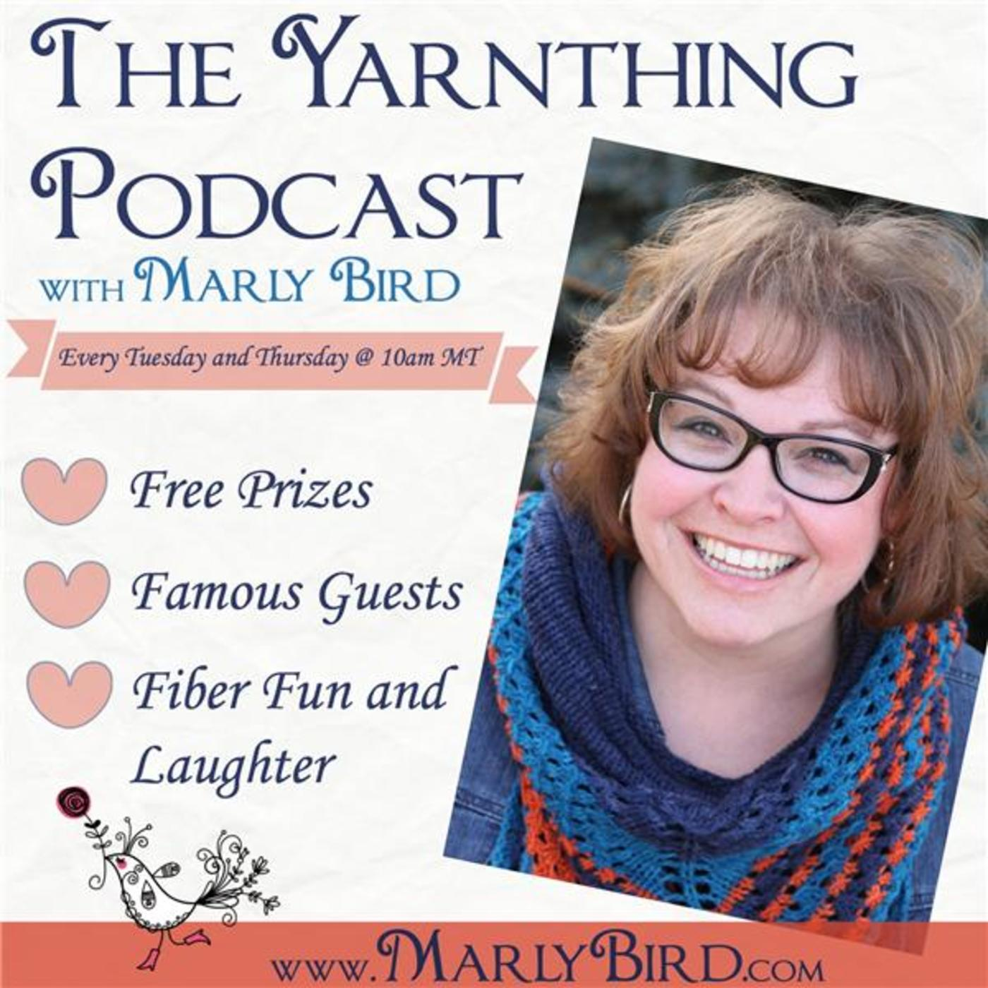 Yarn Thing with Marly Bird