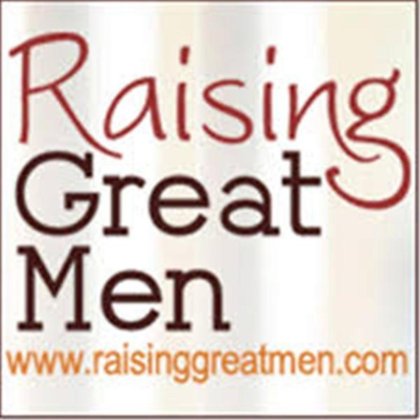 Raising Great Men™ by Marie Roker-Jones