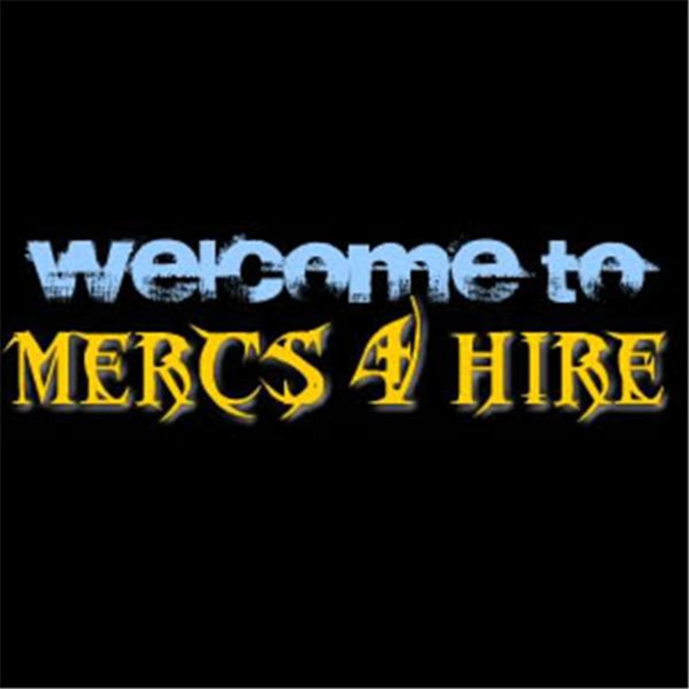 Mercs4Hire Radio