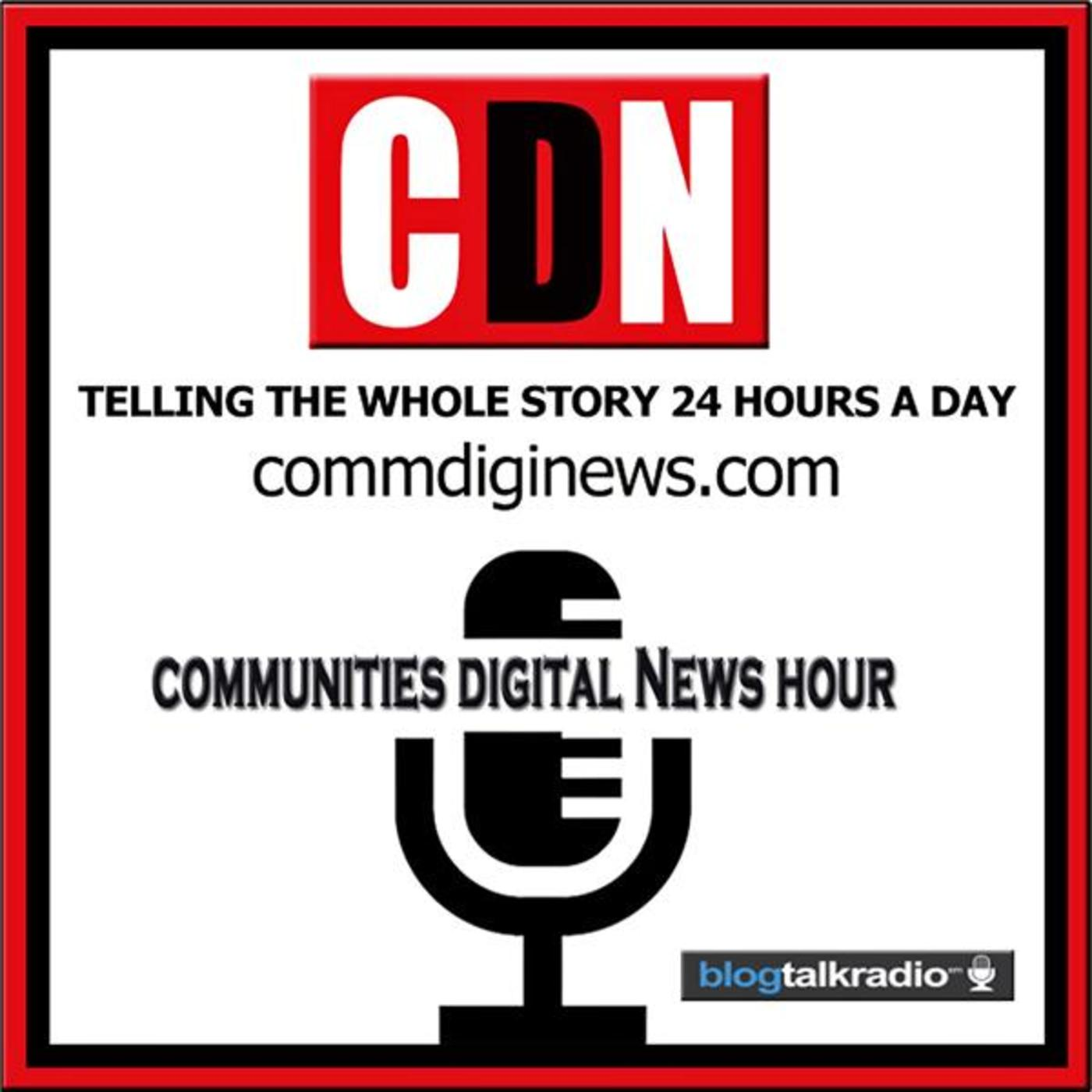 Communities Digital News Hour