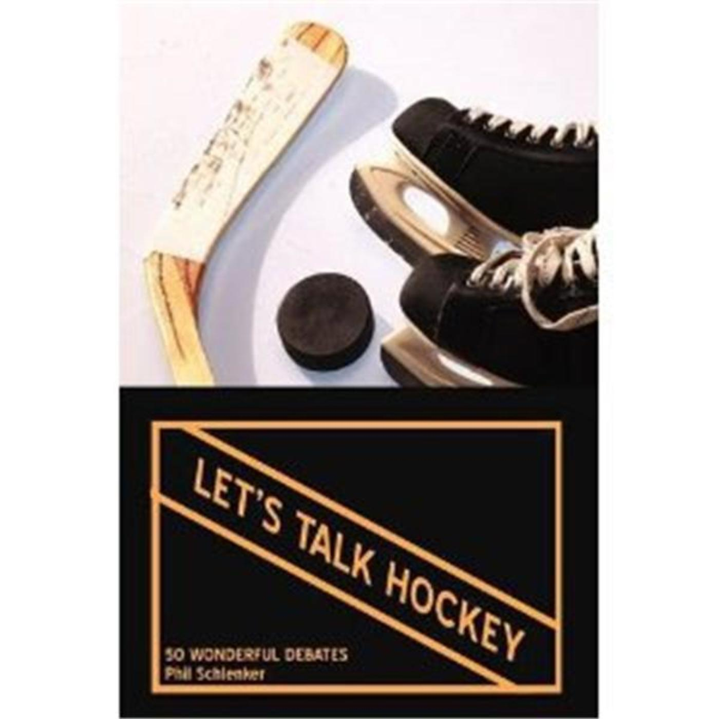 Ben and Stephen Talk Hockey