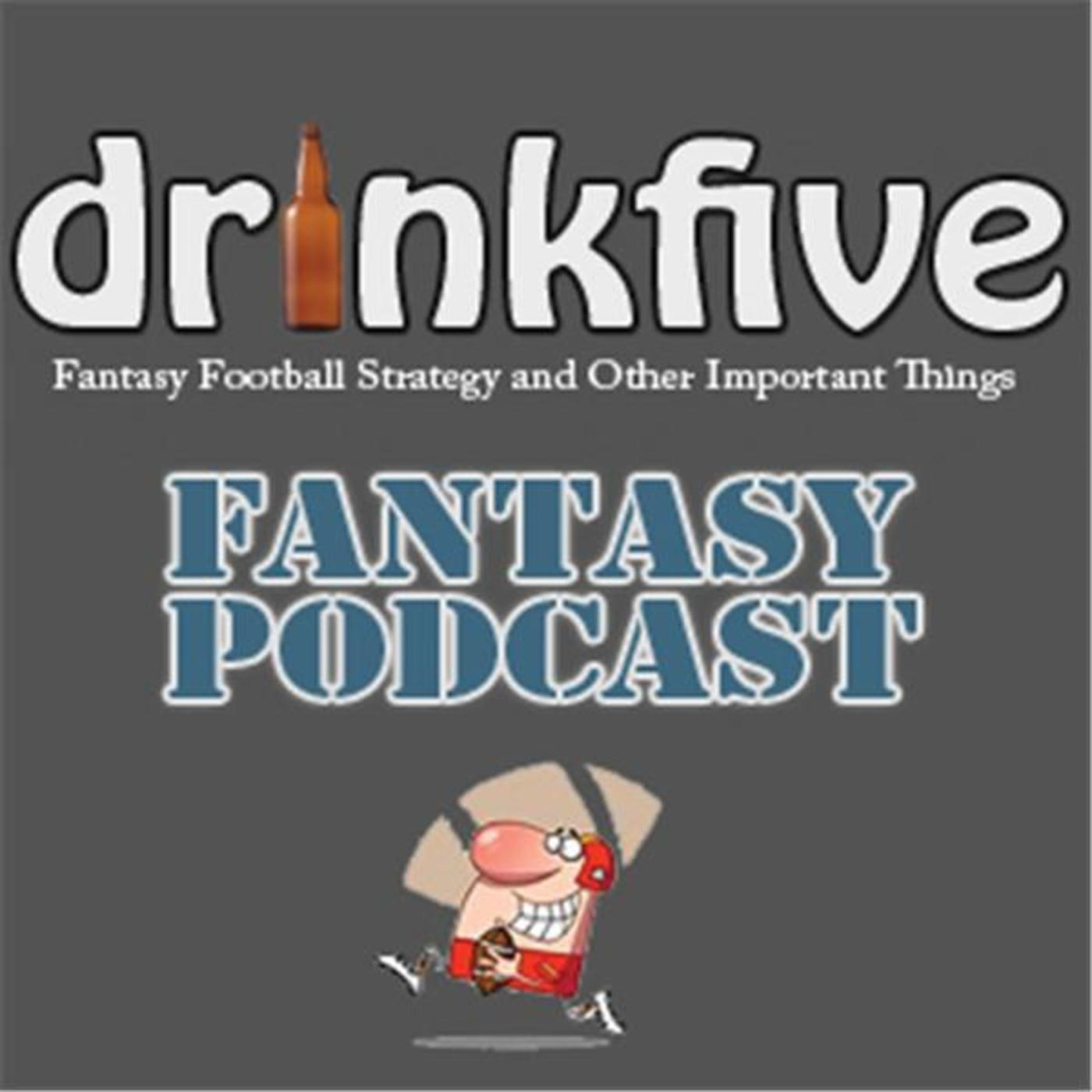 drinkfive Fantasy Football and More!