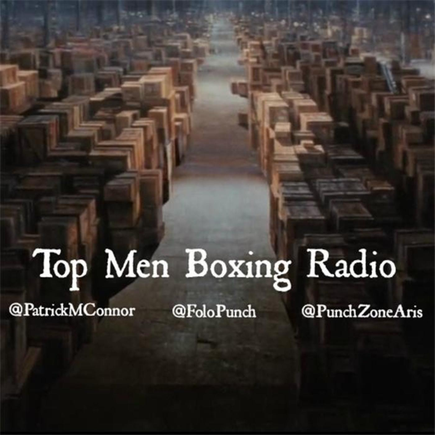 Top Men Boxing Radio