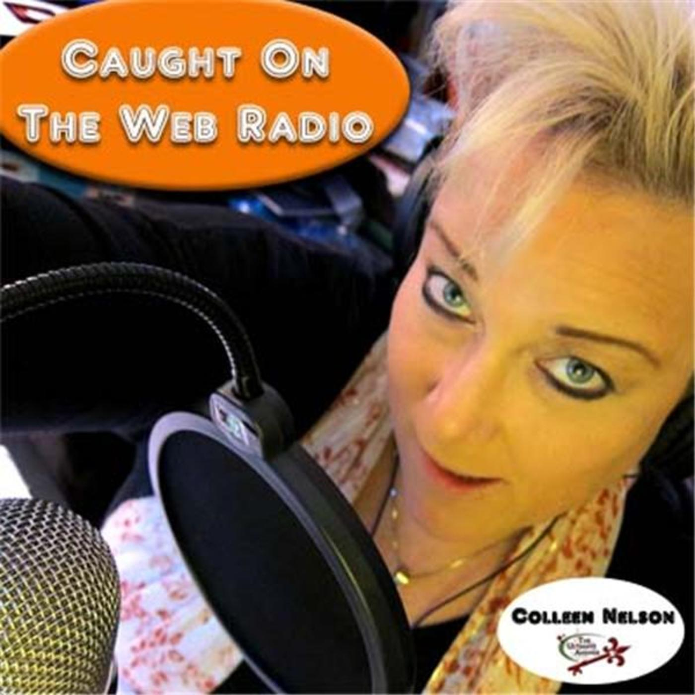 Caught On The Web Radio Website Help