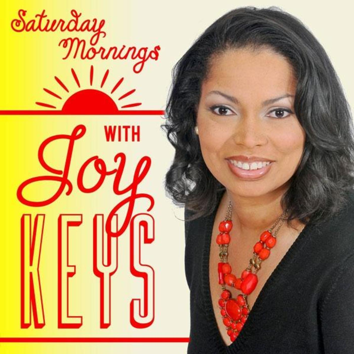 Saturday Mornings with Joy Keys