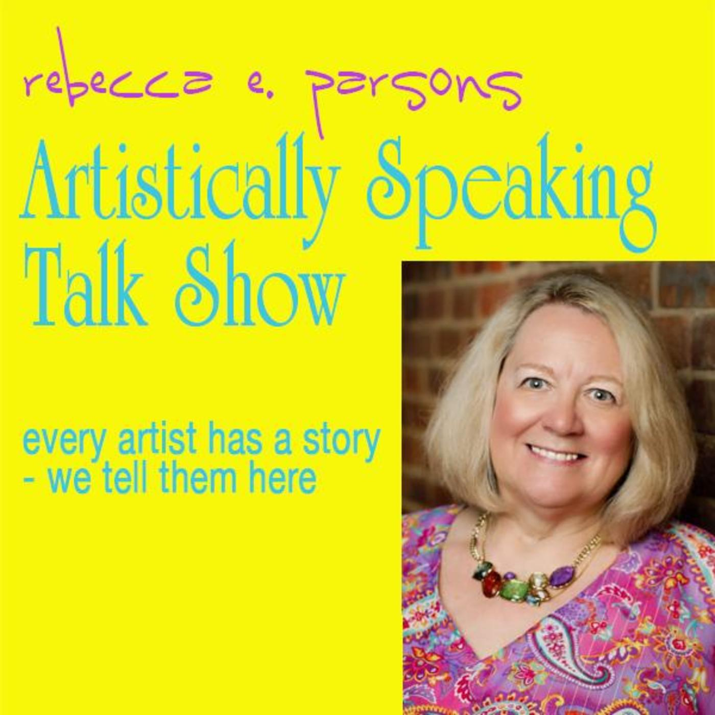 Artistically Speaking Talk Show/Cre8Tive Compass