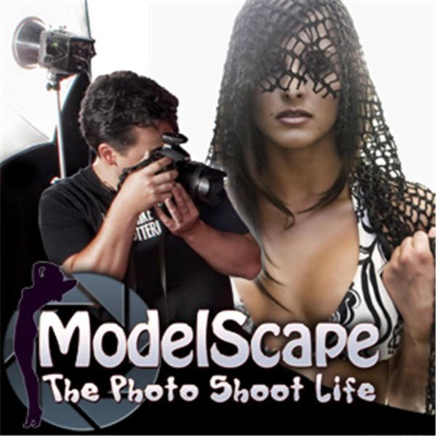ModelScape ~ The Photo Shoot Life