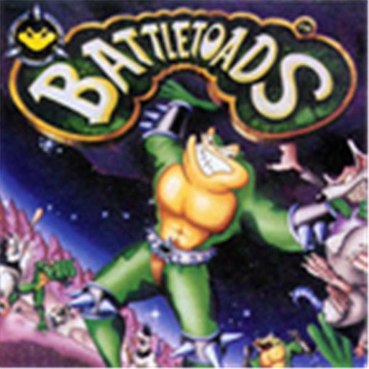 BTR - Battletoads Radio