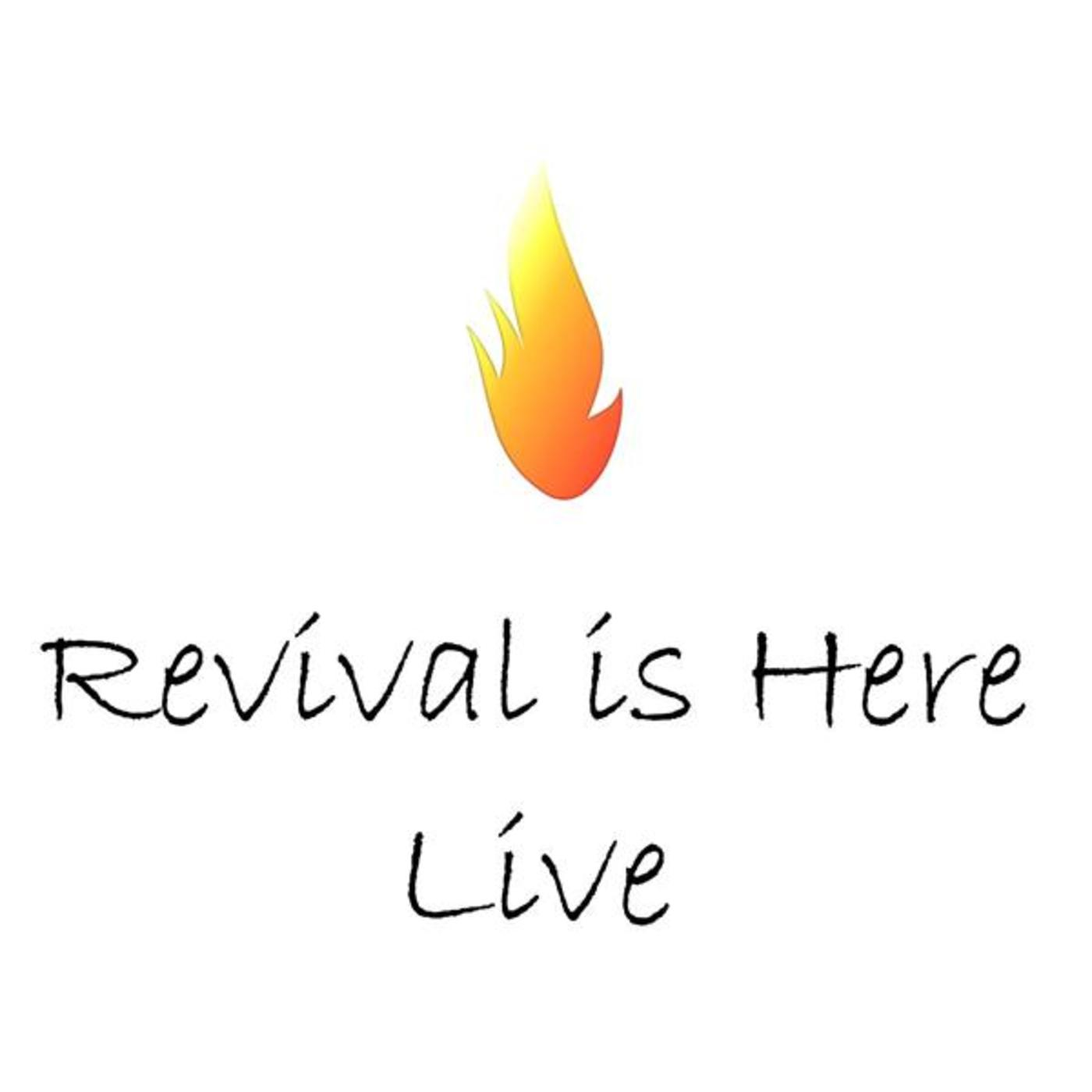 Revival is Here Church Live