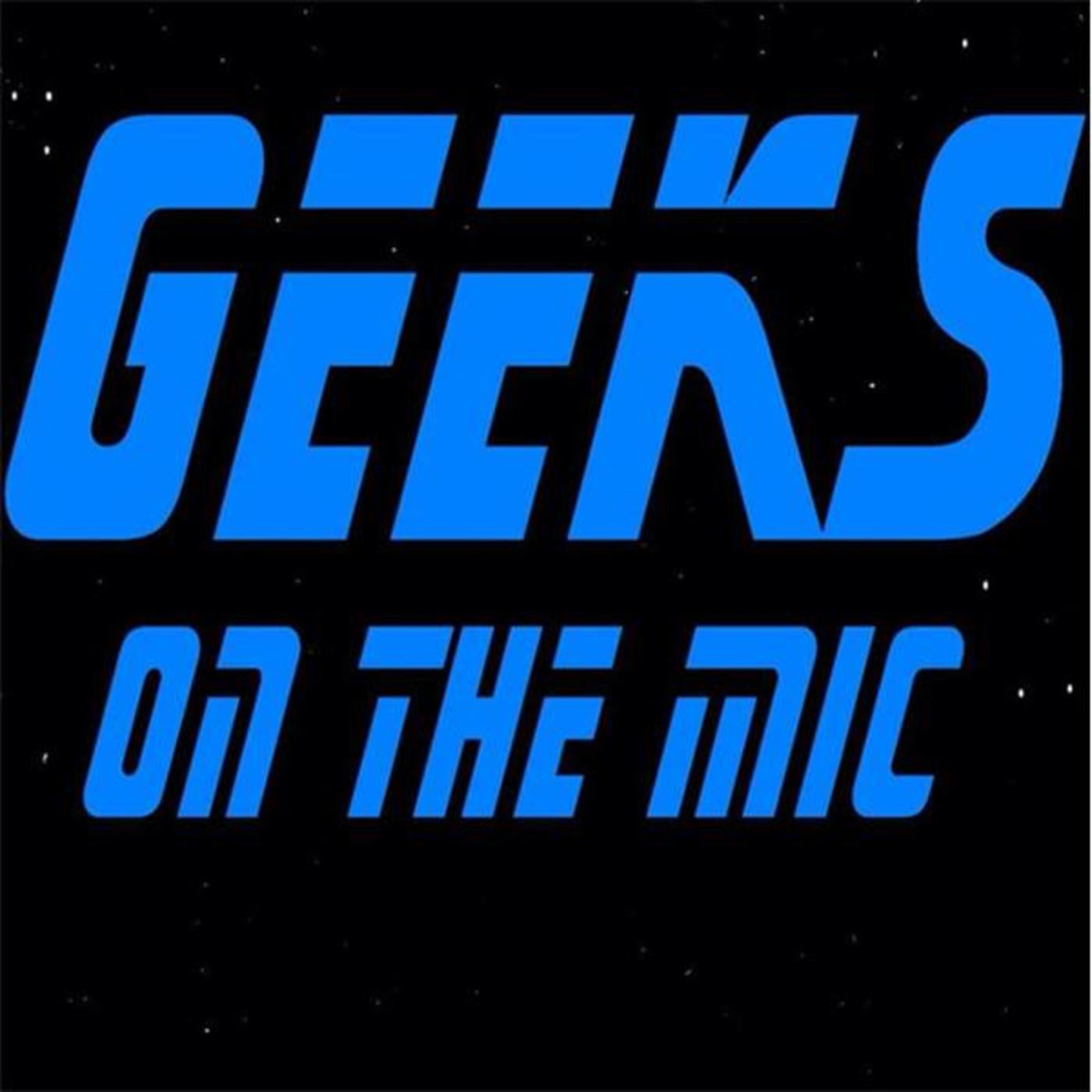 Geeks On The Mic