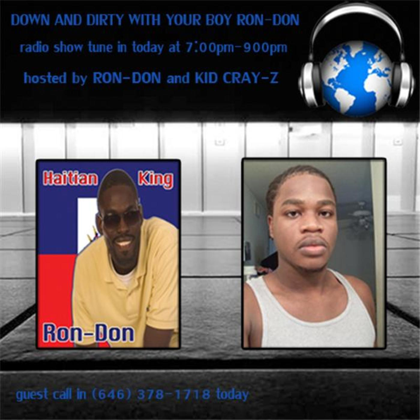 Down And Dirty With Your Boy Ron-Don