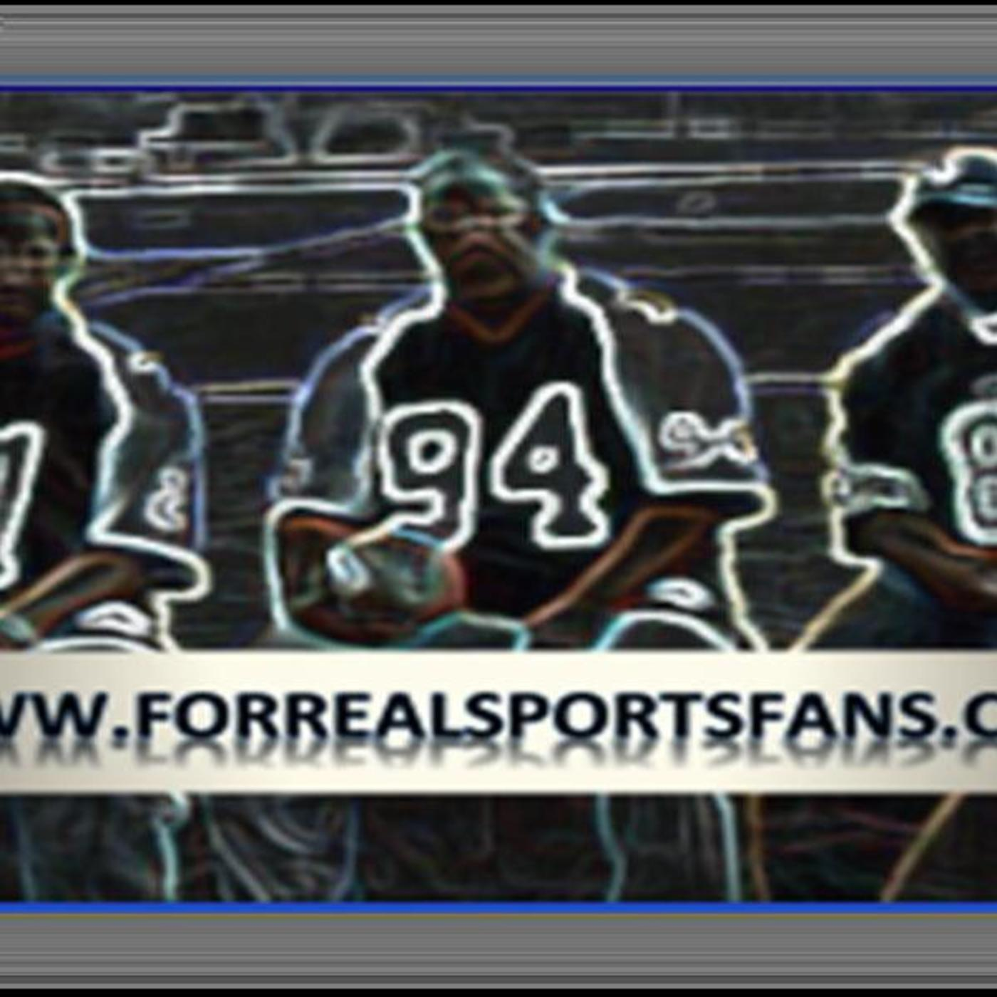 For Real Sports Fans Radio Network