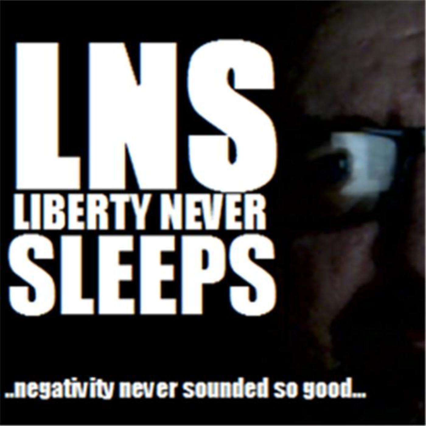 Liberty Never Sleeps W/ Tom Purcell