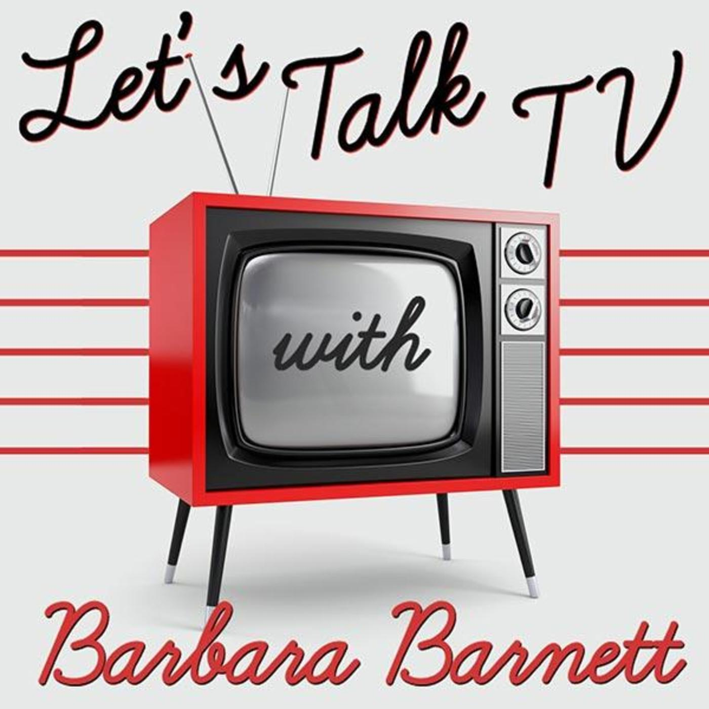 Let's Talk TV LIVE with Barbara Barnett