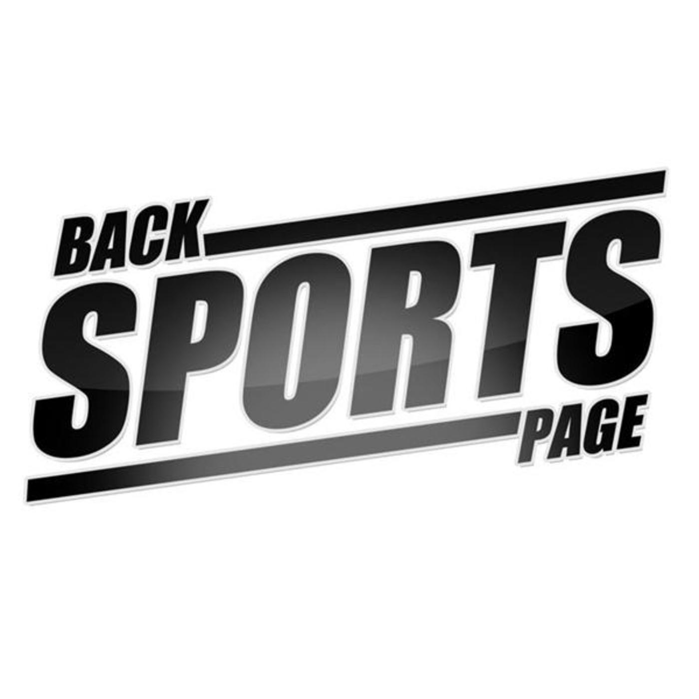 Back Sports Page