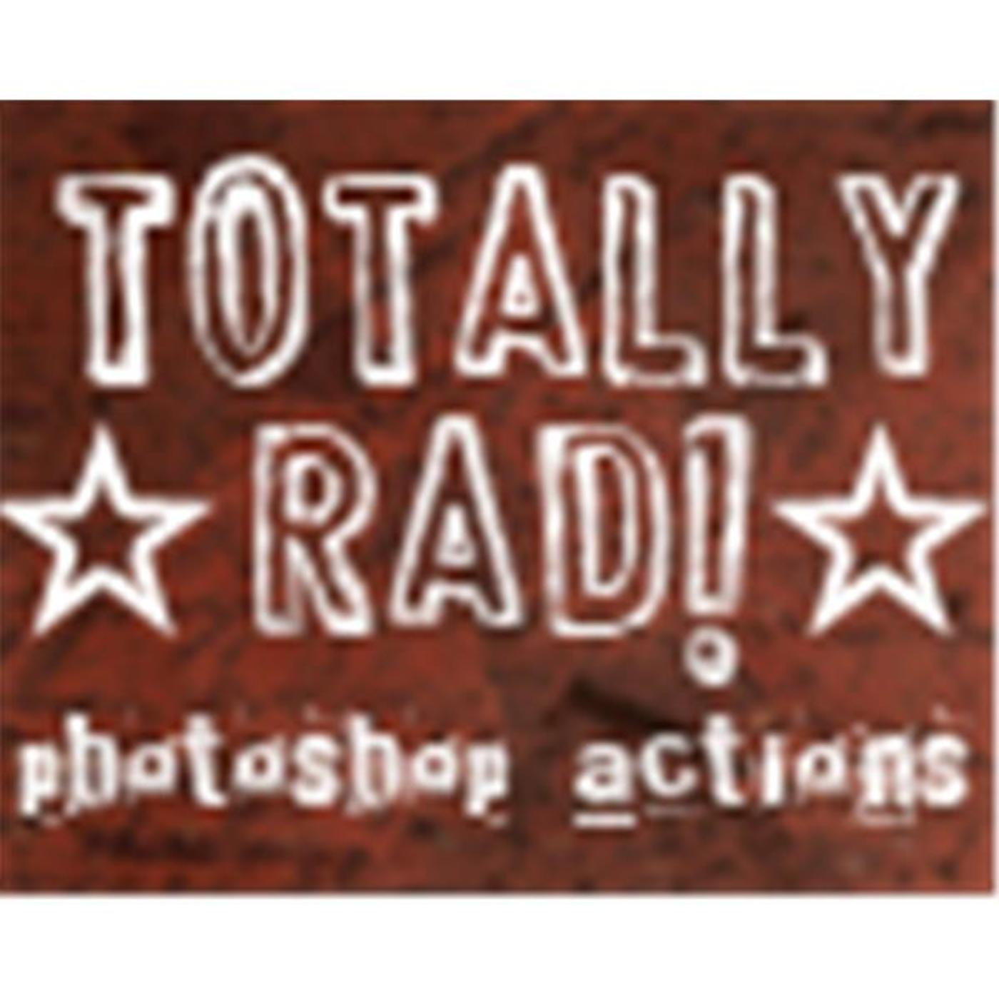 Get Totally Rad! audio
