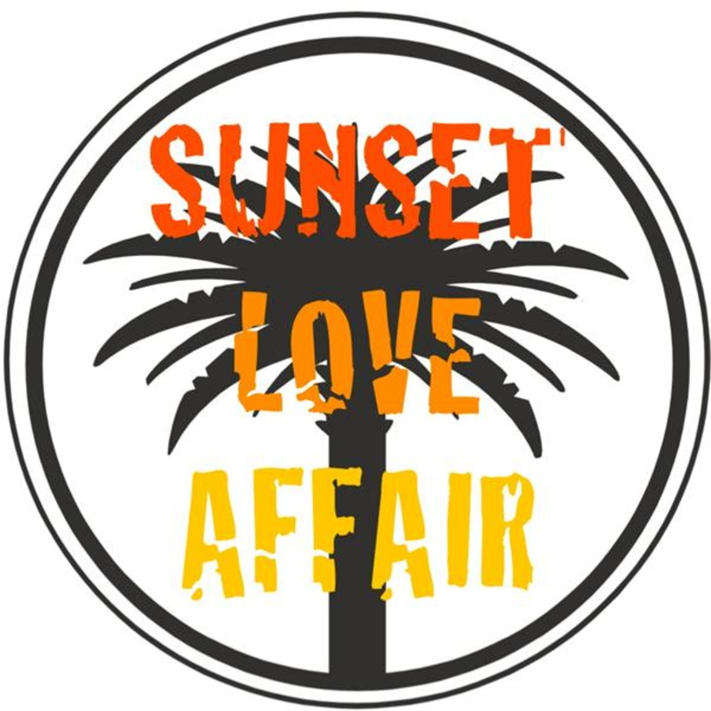 Sunset Love Affair Blog Radio